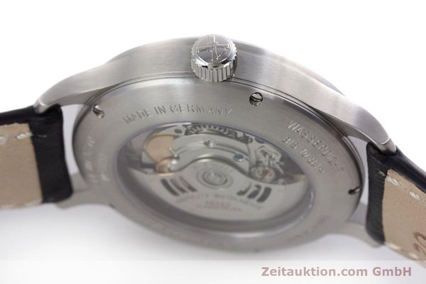 Used luxury watch Mühle Terrasport  steel automatic Kal. Sellita SW200-1 Ref. M1-37-60  | 160211 08