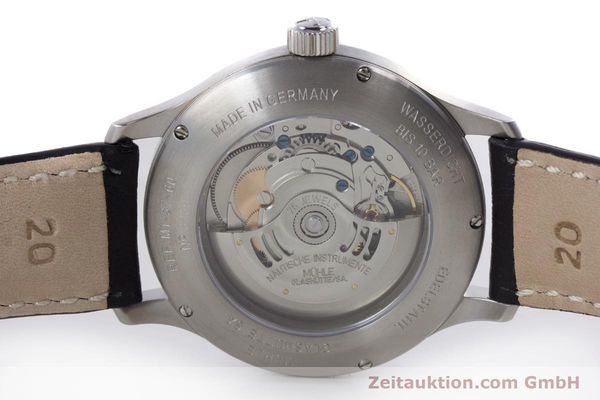 Used luxury watch Mühle Terrasport  steel automatic Kal. Sellita SW200-1 Ref. M1-37-60  | 160211 09