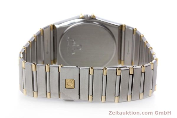 Used luxury watch Omega Constellation steel / gold quartz Kal. 1445 ETA 255.472  | 160212 11