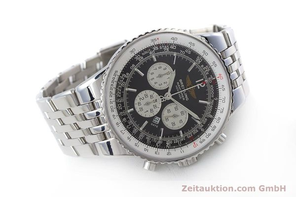 Used luxury watch Breitling Navitimer chronograph steel automatic Kal. B35 ETA 2892A2 Ref. A35340  | 160229 03
