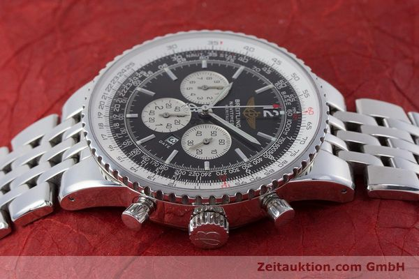 Used luxury watch Breitling Navitimer chronograph steel automatic Kal. B35 ETA 2892A2 Ref. A35340  | 160229 05