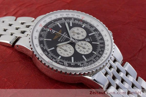 Used luxury watch Breitling Navitimer chronograph steel automatic Kal. B35 ETA 2892A2 Ref. A35340  | 160229 14