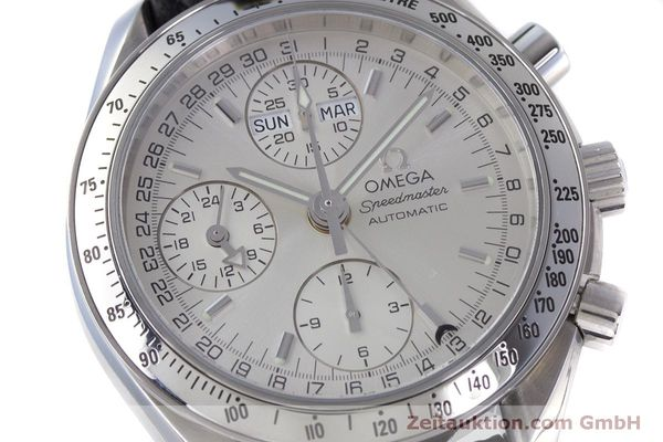 Used luxury watch Omega Speedmaster chronograph steel automatic Kal. 1151B  | 160246 02