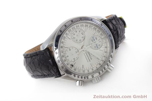 Used luxury watch Omega Speedmaster chronograph steel automatic Kal. 1151B  | 160246 03