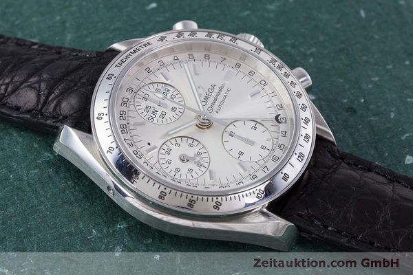 Used luxury watch Omega Speedmaster chronograph steel automatic Kal. 1151B  | 160246 15