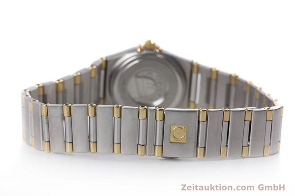 Used luxury watch Omega Constellation steel / gold quartz Kal. 1456 Ref. 13627000  | 160249 12