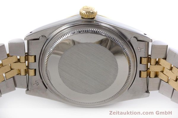 Used luxury watch Rolex Datejust steel / gold automatic Kal. 3035 Ref. 16013  | 160275 08