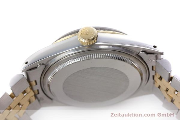 Used luxury watch Rolex Datejust steel / gold automatic Kal. 3035 Ref. 16013  | 160275 11