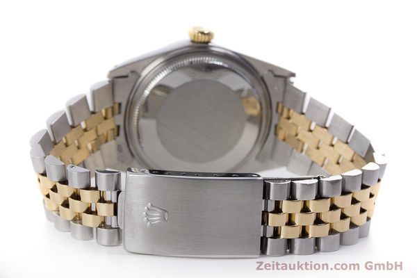 Used luxury watch Rolex Datejust steel / gold automatic Kal. 3035 Ref. 16013  | 160275 12