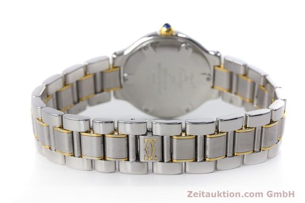 Used luxury watch Cartier Ronde Solo steel / gold quartz Kal. 90.06 Ref. 1340  | 160281 10