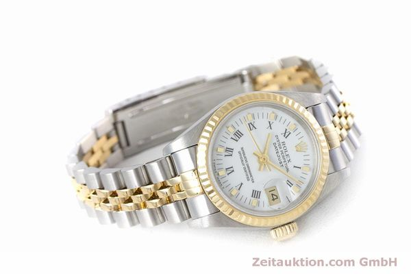 Used luxury watch Rolex Lady Datejust steel / gold automatic Kal. 2135 Ref. 69173  | 160285 03