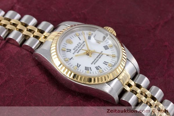 Used luxury watch Rolex Lady Datejust steel / gold automatic Kal. 2135 Ref. 69173  | 160285 14