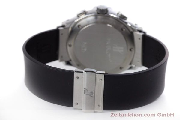 Used luxury watch Hublot MDM chronograph steel automatic Kal. ETA 2892A2 Ref. 1810.1  | 160293 11