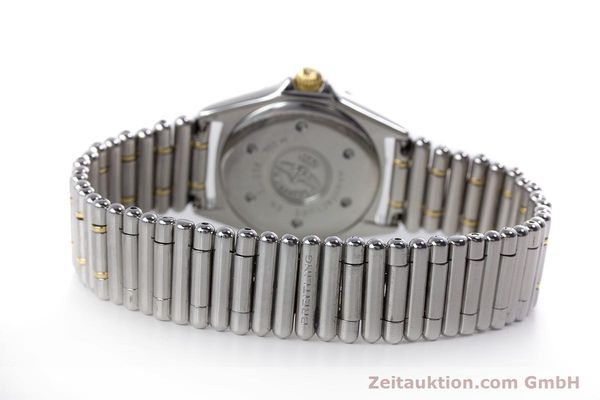 Used luxury watch Breitling Callistino steel / gold quartz Kal. B52 ETA 956112 Ref. B52045.1  | 160301 10