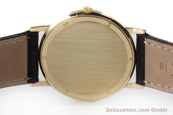 Used luxury watch Corum Romulus 18 ct gold quartz Kal. ETA 210.001 Ref. 50.501.56  | 160304 09