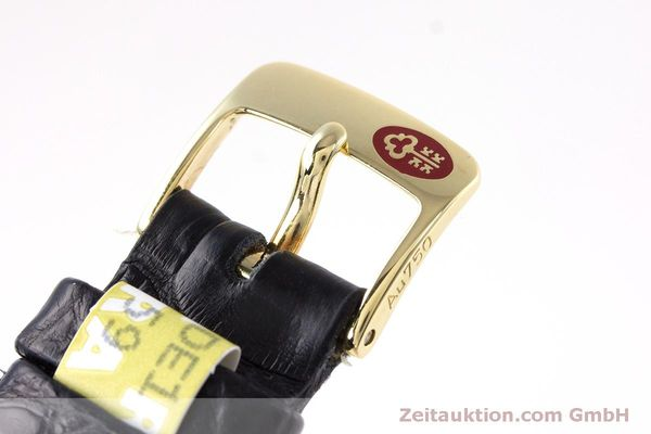Used luxury watch Corum Romulus 18 ct gold quartz Kal. ETA 210.001 Ref. 50.501.56  | 160304 11
