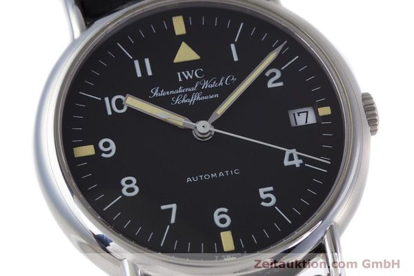 Used luxury watch IWC Portofino steel automatic Kal. 37521 Ref. 3513  | 160305 02