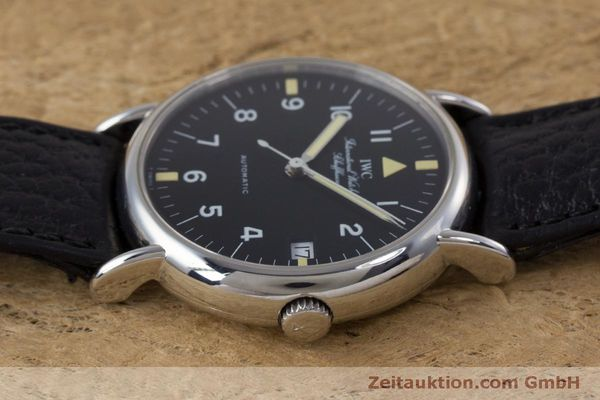 Used luxury watch IWC Portofino steel automatic Kal. 37521 Ref. 3513  | 160305 05