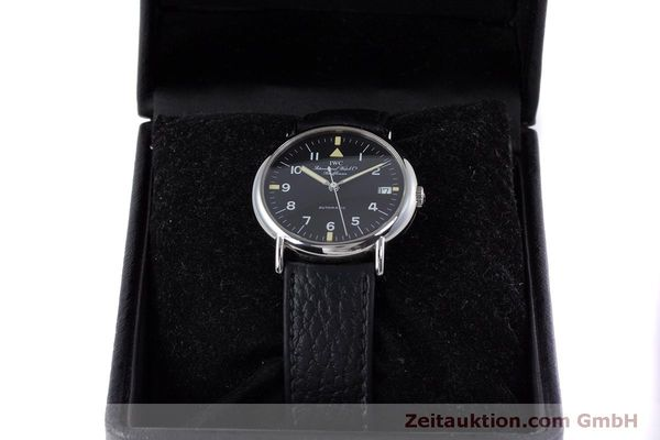 Used luxury watch IWC Portofino steel automatic Kal. 37521 Ref. 3513  | 160305 07