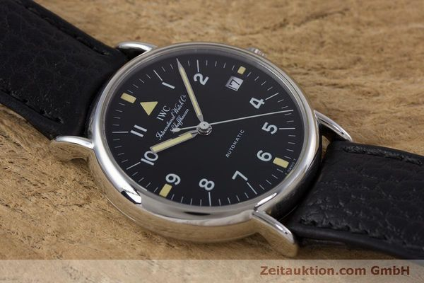 Used luxury watch IWC Portofino steel automatic Kal. 37521 Ref. 3513  | 160305 15