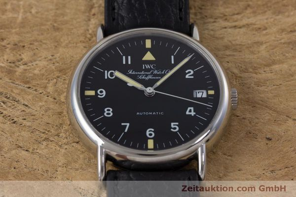 Used luxury watch IWC Portofino steel automatic Kal. 37521 Ref. 3513  | 160305 16