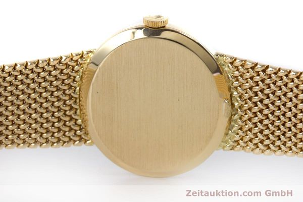 Used luxury watch Rolex Cellini 18 ct gold manual winding Kal. 1600 Ref. 4074  | 160310 08