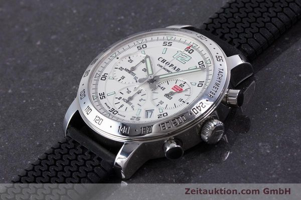 Used luxury watch Chopard Mille Miglia chronograph steel automatic Kal. ETA 2894-2 Ref. 8932 LIMITED EDITION | 160323 01