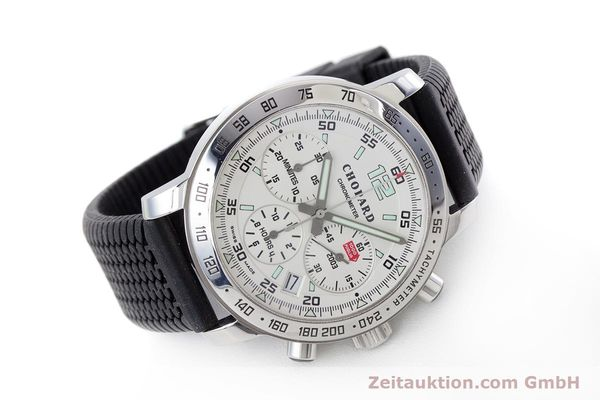 Used luxury watch Chopard Mille Miglia chronograph steel automatic Kal. ETA 2894-2 Ref. 8932 LIMITED EDITION | 160323 03