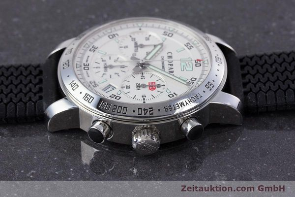 Used luxury watch Chopard Mille Miglia chronograph steel automatic Kal. ETA 2894-2 Ref. 8932 LIMITED EDITION | 160323 05