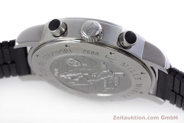 Used luxury watch Chopard Mille Miglia chronograph steel automatic Kal. ETA 2894-2 Ref. 8932 LIMITED EDITION | 160323 08