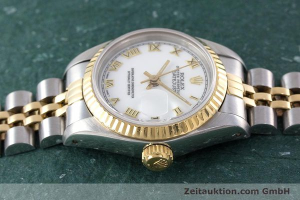 Used luxury watch Rolex Lady Datejust steel / gold automatic Kal. 2135 Ref. 69173  | 160328 05