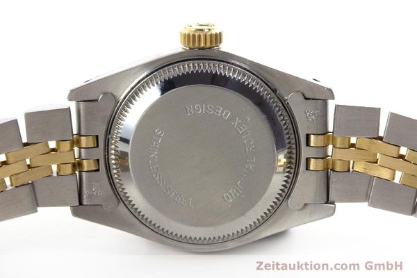 Used luxury watch Rolex Lady Datejust steel / gold automatic Kal. 2135 Ref. 69173  | 160328 09