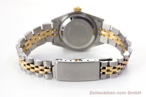 Used luxury watch Rolex Lady Datejust steel / gold automatic Kal. 2135 Ref. 69173  | 160328 13