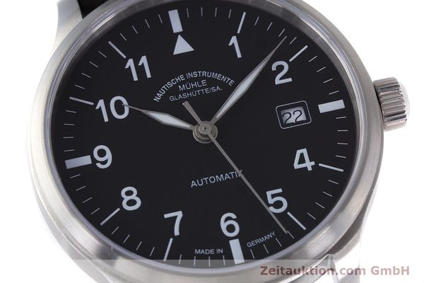 Used luxury watch Mühle Terrasport  steel automatic Kal. Sellita SW200-1 Ref. M1-37-60  | 160331 02