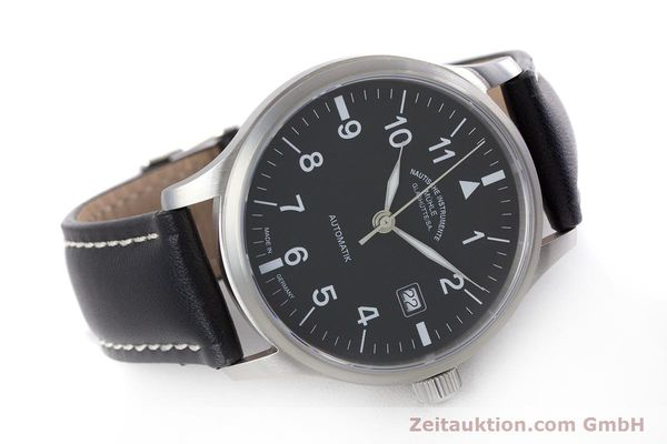 Used luxury watch Mühle Terrasport  steel automatic Kal. Sellita SW200-1 Ref. M1-37-60  | 160331 03