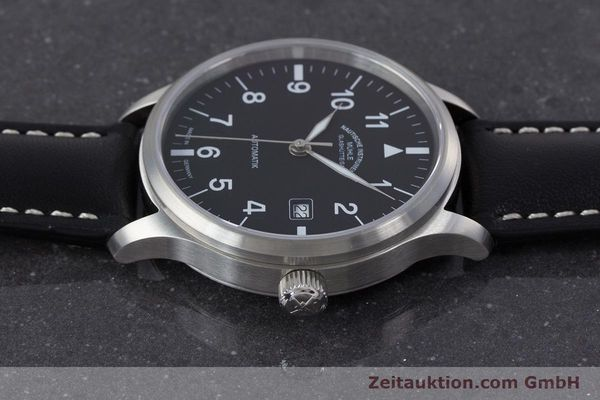 Used luxury watch Mühle Terrasport  steel automatic Kal. Sellita SW200-1 Ref. M1-37-60  | 160331 05