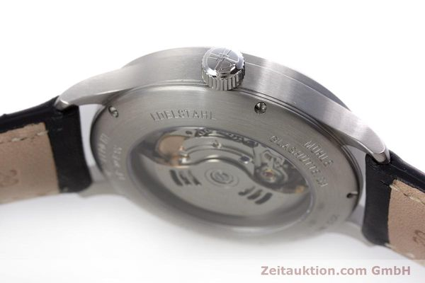 Used luxury watch Mühle Terrasport  steel automatic Kal. Sellita SW200-1 Ref. M1-37-60  | 160331 08