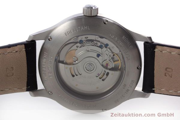 Used luxury watch Mühle Terrasport  steel automatic Kal. Sellita SW200-1 Ref. M1-37-60  | 160331 09
