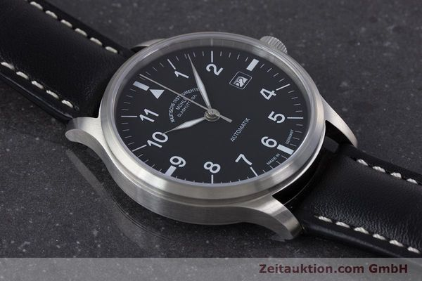 Used luxury watch Mühle Terrasport  steel automatic Kal. Sellita SW200-1 Ref. M1-37-60  | 160331 15