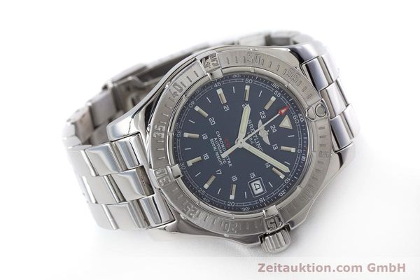Used luxury watch Breitling Colt steel automatic Kal. B17 ETA 2824-2 Ref. A17380  | 160351 04