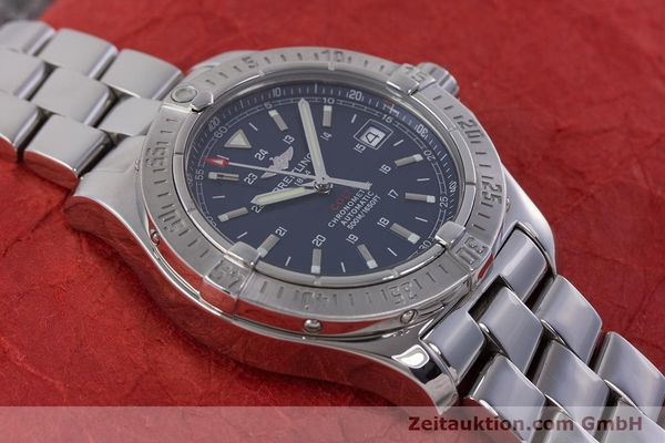 Used luxury watch Breitling Colt steel automatic Kal. B17 ETA 2824-2 Ref. A17380  | 160351 18