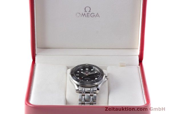 Used luxury watch Omega Seamaster steel automatic Kal. 2500 Ref. 21230412001003  | 160355 07