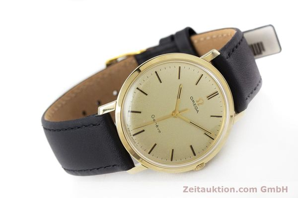 Used luxury watch Omega * 14 ct yellow gold manual winding Kal. 601 Ref. 1211 VINTAGE  | 160371 03