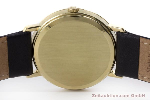 Used luxury watch Omega * 14 ct yellow gold manual winding Kal. 601 Ref. 1211 VINTAGE  | 160371 08