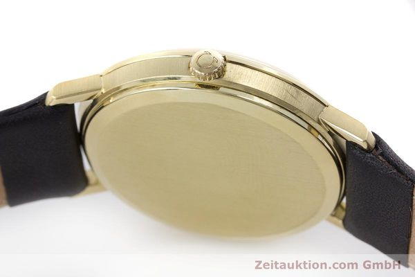 Used luxury watch Omega * 14 ct yellow gold manual winding Kal. 601 Ref. 1211 VINTAGE  | 160371 11