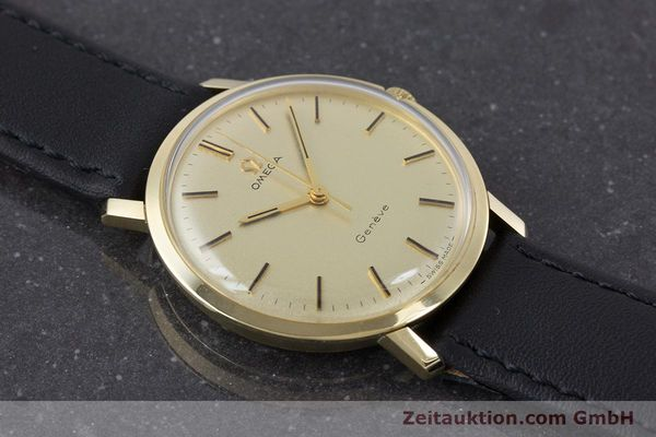 Used luxury watch Omega * 14 ct yellow gold manual winding Kal. 601 Ref. 1211 VINTAGE  | 160371 13