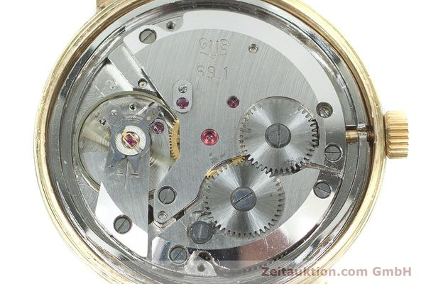 Used luxury watch Glashütte * gold-plated manual winding Kal. 69.1  | 160385 10