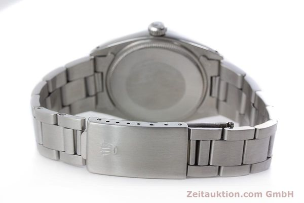 Used luxury watch Rolex Date steel automatic Kal. 1560 Ref. 1500 VINTAGE  | 160388 12
