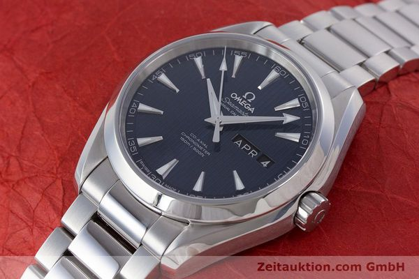 Used luxury watch Omega Seamaster steel automatic Kal. 8601 Ref. 231.10.43.22.03.002  | 160404 01