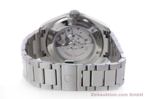 Used luxury watch Omega Seamaster steel automatic Kal. 8601 Ref. 231.10.43.22.03.002  | 160404 12